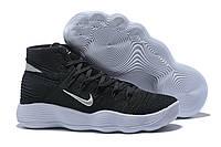 Баскетбольные кроссовки Nike Hyperdunk (черный/белый)