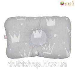 Ортопедична подушка для новонароджених (дизайн 21)