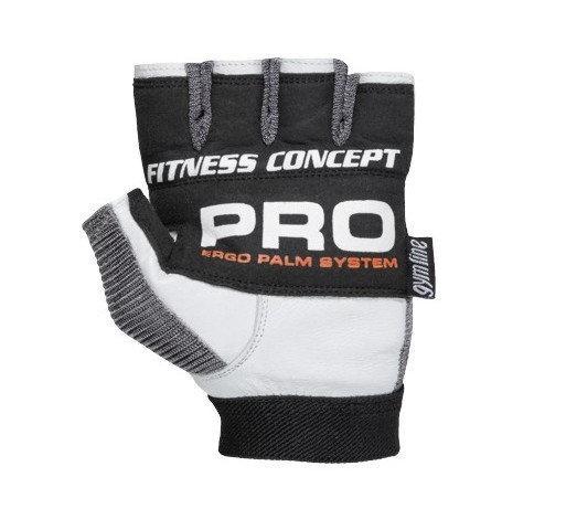Перчатки для фитнеса PowerSystem FITNESS PS-2300 GREY/WHITE  размер XS