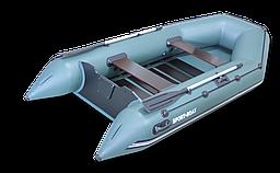 Моторная лодка со сланевым днищем Neptun (Нептун ) N310LS (веслаалюминиевые разборные, слань-6 секций)
