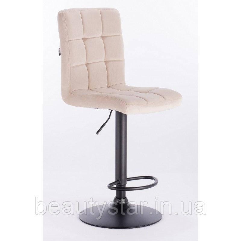 Высокий стул для мастера визажиста, кресло для макияжа