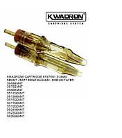 Картридж KWADRON® - 0.35/9 SEMMT - SOFT EDGE MAGNUM - MEDIUM TAPER 20шт , фото 1
