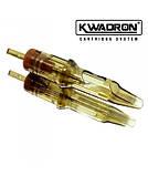 Картридж KWADRON® - 0.35/9 SEMMT - SOFT EDGE MAGNUM - MEDIUM TAPER 20шт , фото 2
