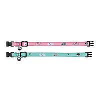 Ошейник для кошек Trixie нейлоновый «Mimi» (в цветовом ассортименте) 41875