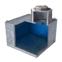 Емкость подземная для ливневки, объем 6000 л. водонепроницаемая
