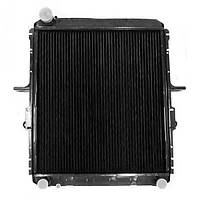 Радиатор водяной МАЗ-5337, 5433 (3-х ряд.) (ШААЗ)
