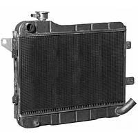 Радиатор водяной ВАЗ-2101,02 (2-х рядн.)