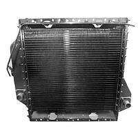 Радиатор водяной ДТ-75, ТЛХ, ЛХТ с дв. СМД-20 (4-х рядн.)