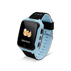 Умные детские часы Funelego Q528Y21GPS Blue