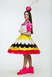 Кенди Леди женский карнавальный костюм \ размер универсальный \ BL - ВЖ322, фото 2