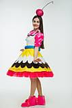 Кенди Леди женский карнавальный костюм \ размер универсальный \ BL - ВЖ322, фото 3