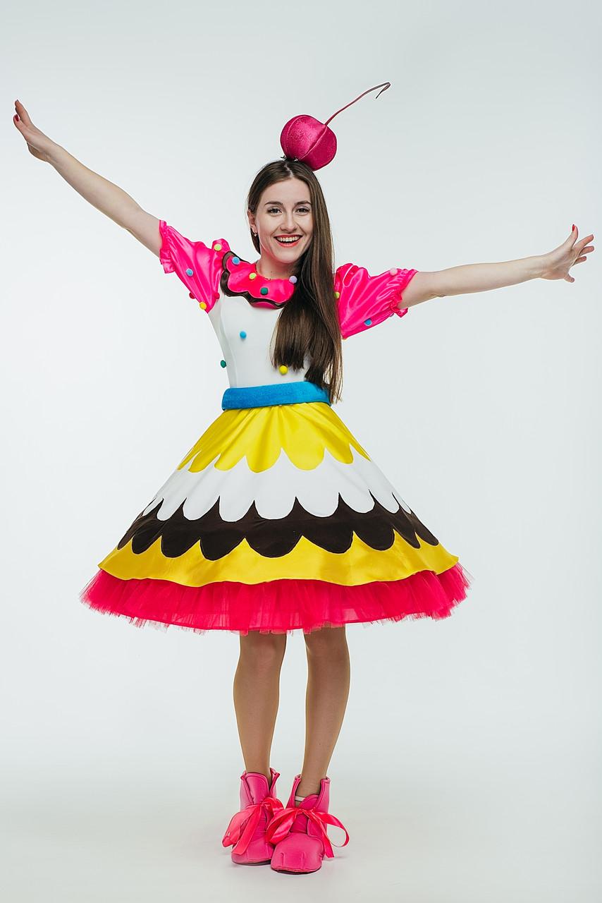 Кенди Леди женский карнавальный костюм \ размер универсальный \ BL - ВЖ322