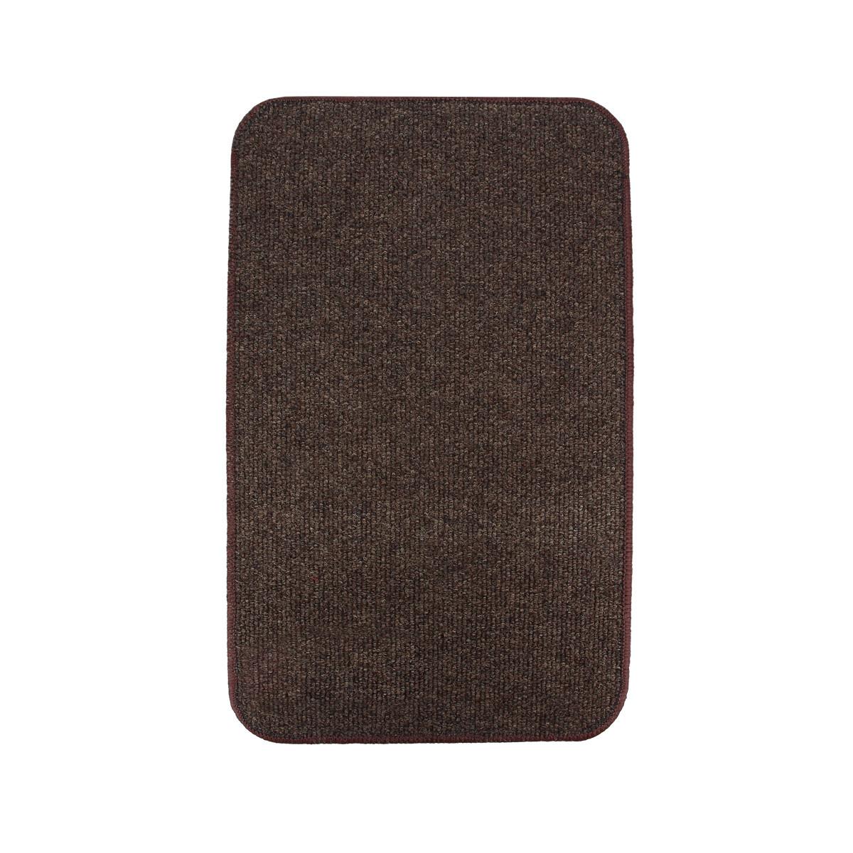 Електричний килимок з підігрівом Теплик з термоізоляцією 100 х 150 см Темно-коричневий