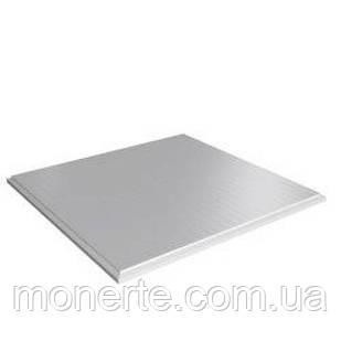 Панель стельова Армстронг  металева біла 600*600