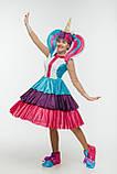 Кукла LOL Единорожка женский карнавальный костюм \ размер универсальный \ BL - ВЖ327, фото 2