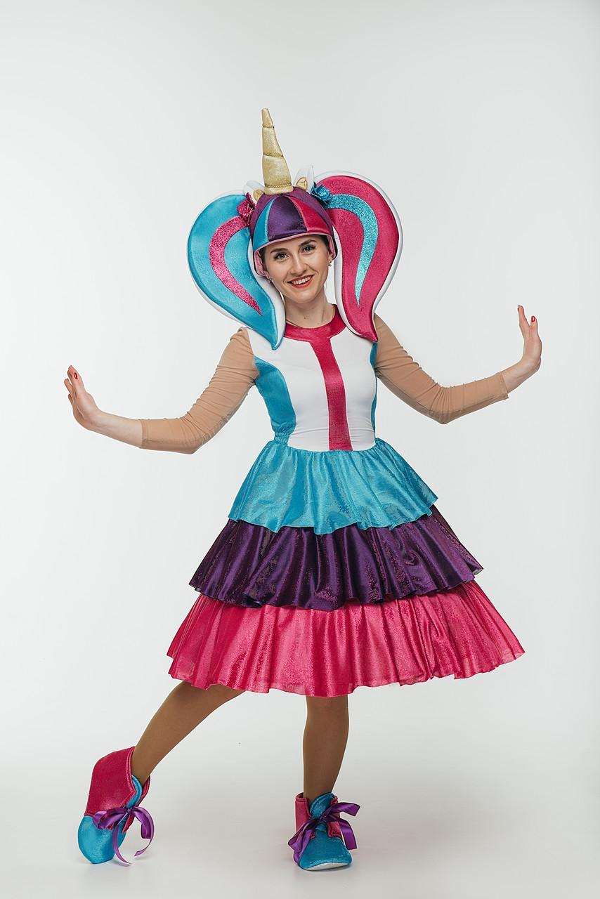 Кукла LOL Единорожка женский карнавальный костюм \ размер универсальный \ BL - ВЖ327