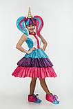 Кукла LOL Единорожка женский карнавальный костюм \ размер универсальный \ BL - ВЖ327, фото 3