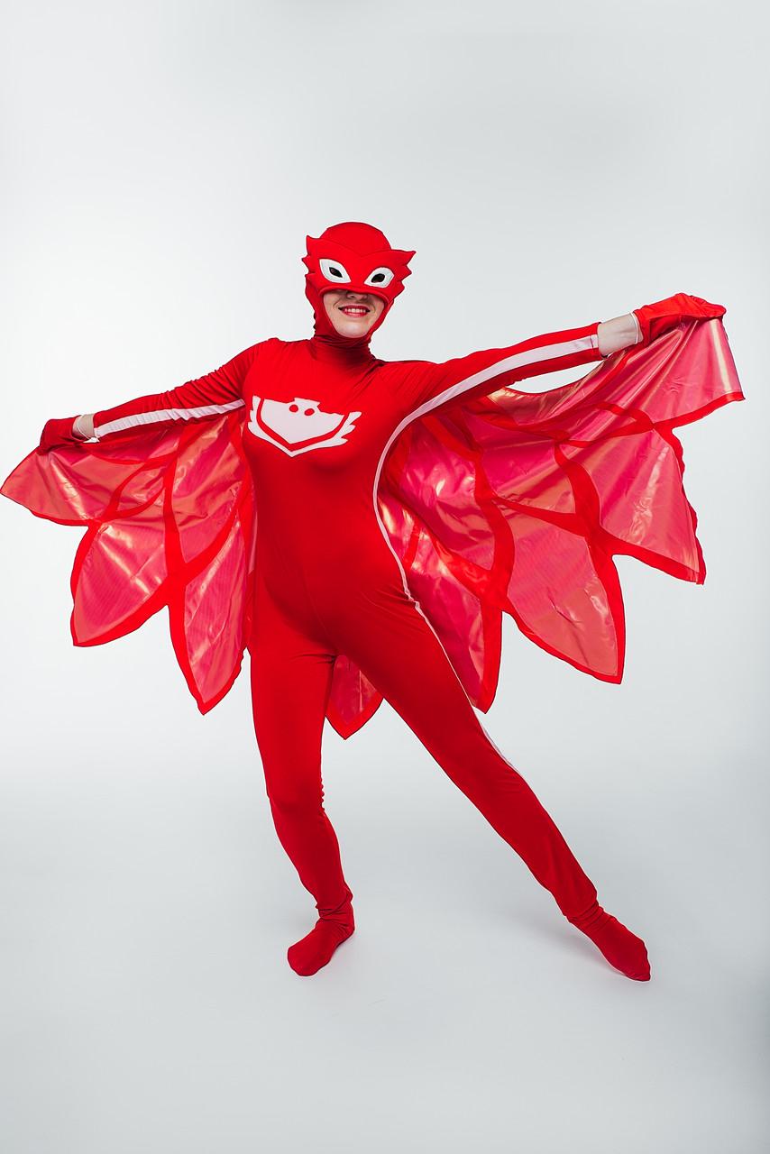 Алетт женский карнавальный костюм (герои в масках) \ размер универсальный \ BL - ВЖ320