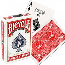 Карты игральные | Bicycle® Bridge Deck, фото 3