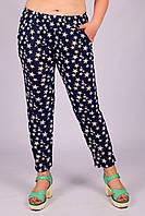 9cd09973 Женские лёгкие штаны с карманами Ира B312-18. 3XL-4XL. Размер 50. 46 ...