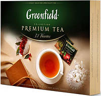 Чайный набор Greenfield Premium tea Collection 24 вида 96 шт