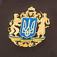 """Ежедневник в кожаном переплете А5 """"Герб Украины"""", фото 4"""
