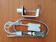 Лампа LED для швейних машин з затиском