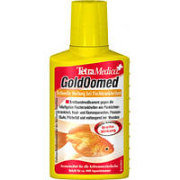 Tetra Medica GoldOomed - Препарат для лечения золотых рыбок 100мл