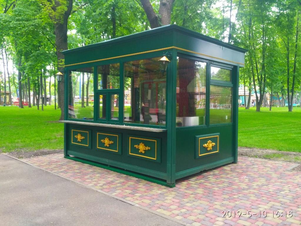 Блинная в парке (Харьков)