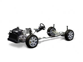 Задние тормозные колодки Renault Duster 4x2