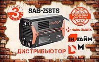 Сварочный аппарат инверторный сварка Dnipro-M SAB-258TS + Хамелеон (260 N D DP DPB PW TS SP