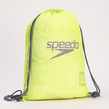 Рюкзак-мешок SPEEDO 807407B693 EQUIPMENT MESH BAG (полиэстер, р-р 68х49см, лимонный)