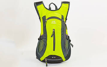 Рюкзак спортивний з жорсткою спинкою GA-2081 (нейлон, р-р 31х8х43см )