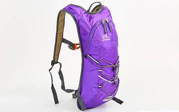Рюкзак спортивний з жорсткою спинкою GA-2062 (нейлон, р-р 29х9х45см )