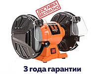 💡 Точильный станок Tekhmann TBG-6008 / 600 вт / 200 мм диск
