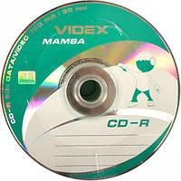 Диски CD-R Videx Mamba , bulk-50