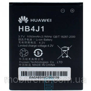 Аккумулятор Huawei HB4J1 1050 mAh для U8150 AAAA/Original тех.пакет