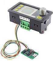 Набор для сборки ЛБП DPS5005-USB (понижающий DC-DC программируемый источник питания 0-50V 0-5A)