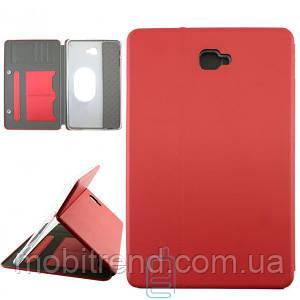 Чехол-книжка Original Samsung Tab A SM-T585, SM-T580 красный