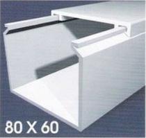 Кабель-канал «Элекор» 80х60
