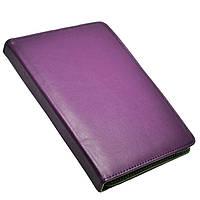 """Универсальный поворотный чехол для планшета 7 дюймов (7"""") фиолетовый"""