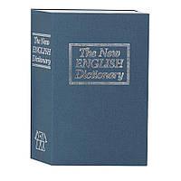 Сейф книга, коробка Английский словарь TS 0209 ключ, фото 1