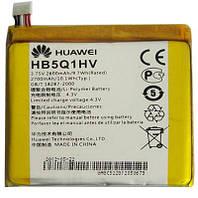 Аккумулятор Huawei B5Q1HV (U9200E). Батарея Huawei B5Q1HV (U9200E) (2600 mAh) для D1. Original АКБ (новая)