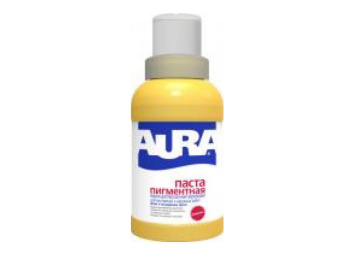 Пигмент универсальный Aura Ton К507 Лимонный 0.25л
