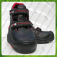 Сандали рабочие кожаные с металлическим носком CANIS CXS Rock Mica 800 S1P (натур.кожа)