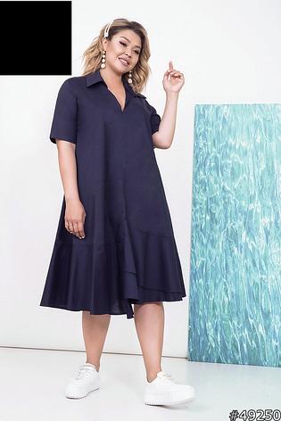 Платье женское летнее, размер:46-60, фото 2