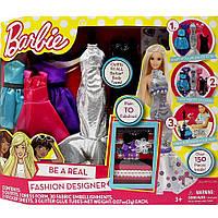 Барби Набор одежды Стань модельером Barbie Be a Fashion Designer Doll Dress Up Kit