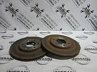 Передний тормозной диск Nissan Armada