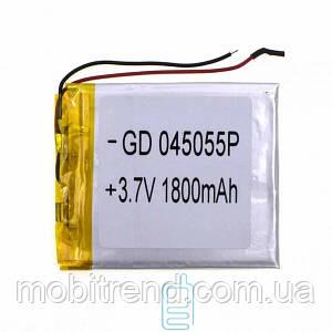 Аккумулятор GD 045055P 1800mAh Li-ion 3.7V