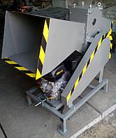 Измельчитель веток ДС-120БД18 (диаметр ветки до 120 мм, двигатель 18 л.с., подрібнювач гілок, дробилка веток)
